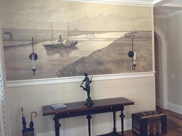 CSS Nashville Mural