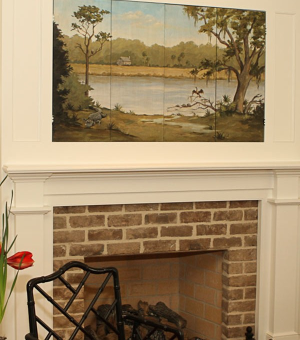 Ogeechee River TV Panels
