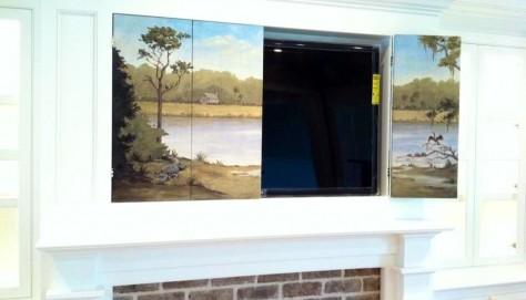 Ogeechee River TV Panels